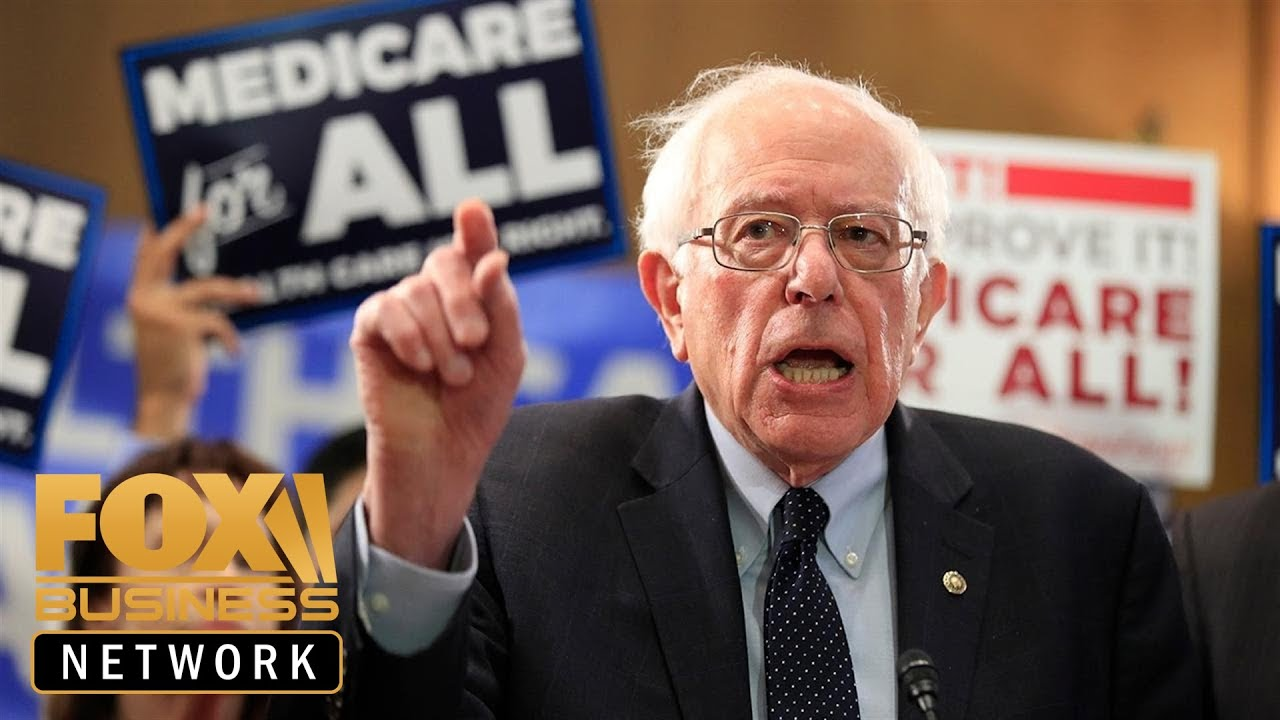 FOX Business Kennedy: Sanders, Harris health care plans are garbage