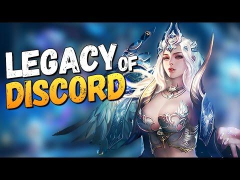 Legacy Of Discord - НОВОЕ ПОКОЛЕНИЕ ACTION RPG