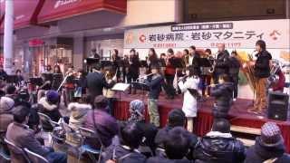 2014年1月11日・・柳ヶ瀬高島屋前わくわくステージで毎月第2土曜日開催...