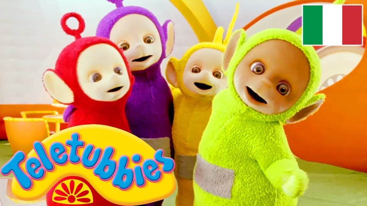 video teletubbies italiano