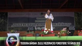 NO COMMENT  TEODORA BARSAN 16 AUGUST 2015 ZIELE REZERVATIEI TATARUSI