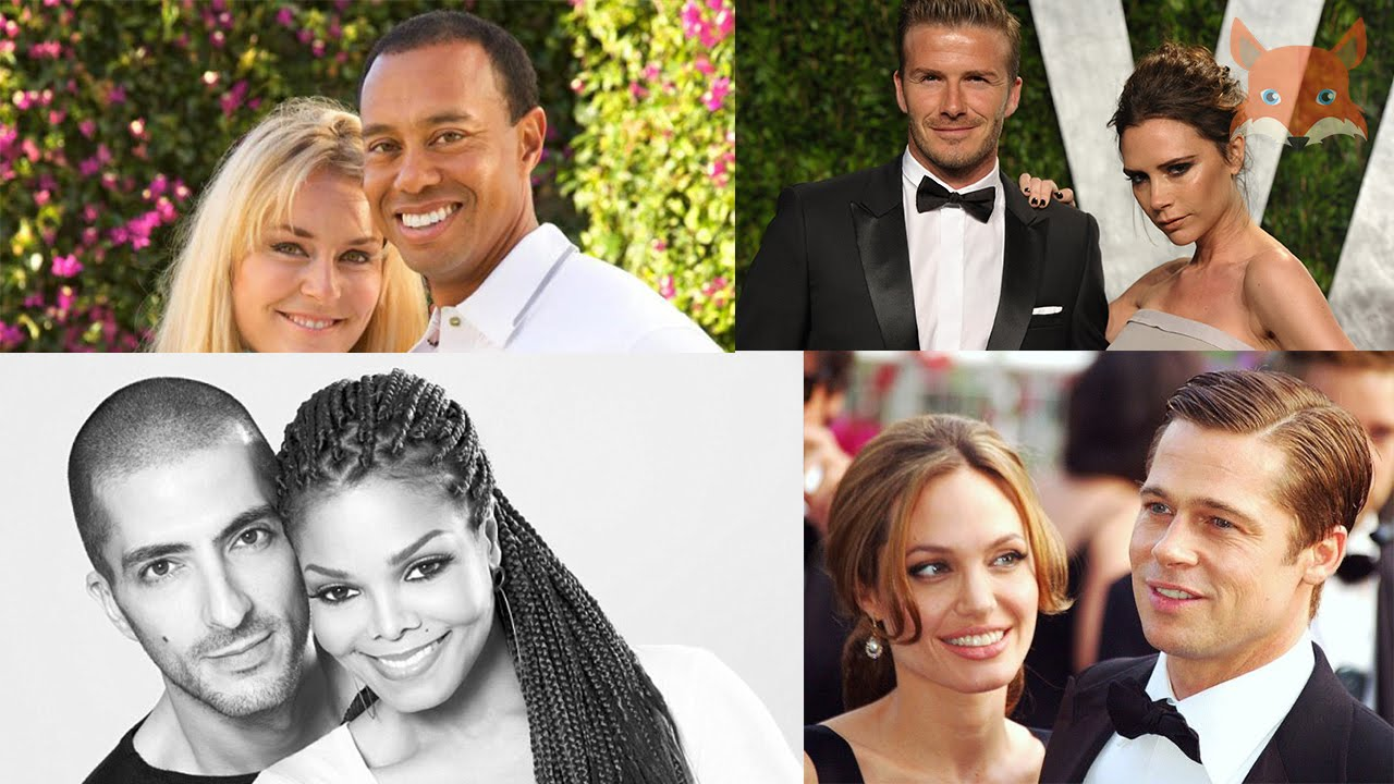 The Top 21 Richest Celebrity Couples = Net Worth 4.1 Billion