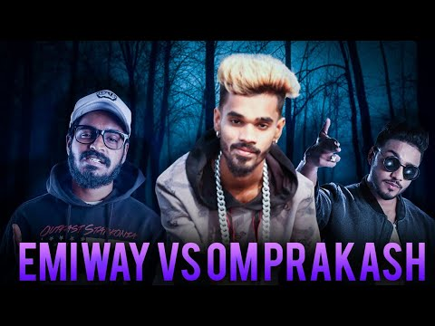 EMIWAY BANTAI REPLY TO OM PRAKASH MISHRA || OM PRAKASH MISHRA DISSTRACK SONG ||