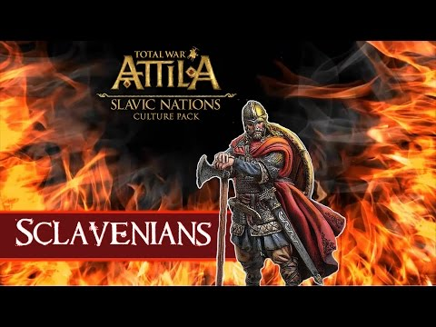 Total War ATTILA - Slavic Nations [2]: To the walls!!! |