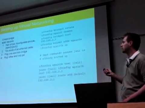 2012 UTOSC - Creating a Cloud-Like Infrastructure with FreeBSD (Shawn Webb)