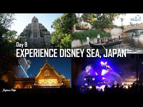 Travel Vlog JEPANG hari ke 9 : DISNEY SEA, tempat yang paling menyenangkan di Bumi / AWI WILLYANTO