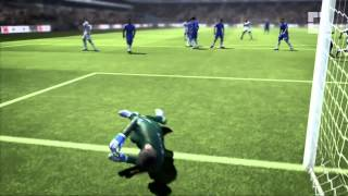 FIFA 14 - Gameplay Trailer - Xbox 360, PS3, PC