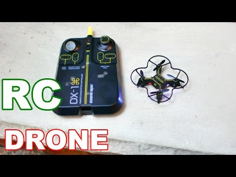 Sharper Image DX-1 Micro Drone Indoor Quadcopter - TheRcSaylors