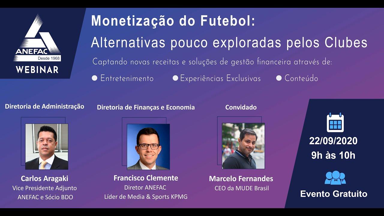 Monetização do Futebol