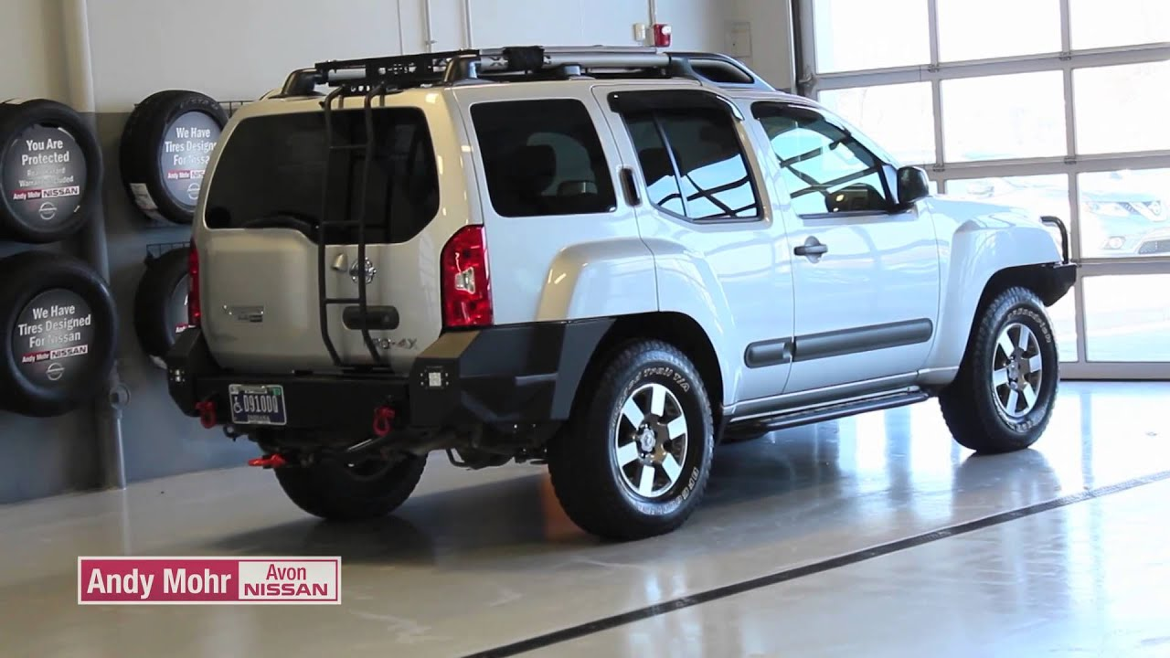 customer spotlight 2013 nissan xterra pro 4x youtube. Black Bedroom Furniture Sets. Home Design Ideas