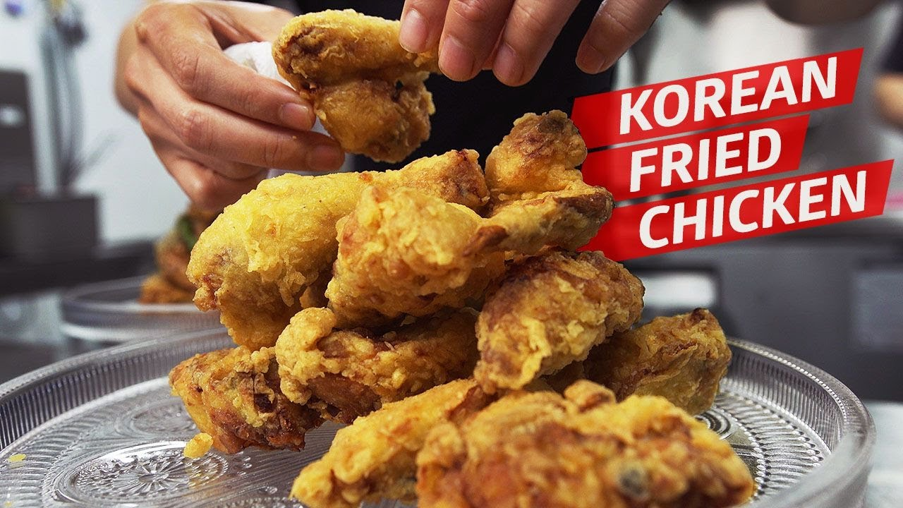 Download How Two of Seoul's Most Celebrated Chefs Created a New Korean Fried Chicken Restaurant —First Person