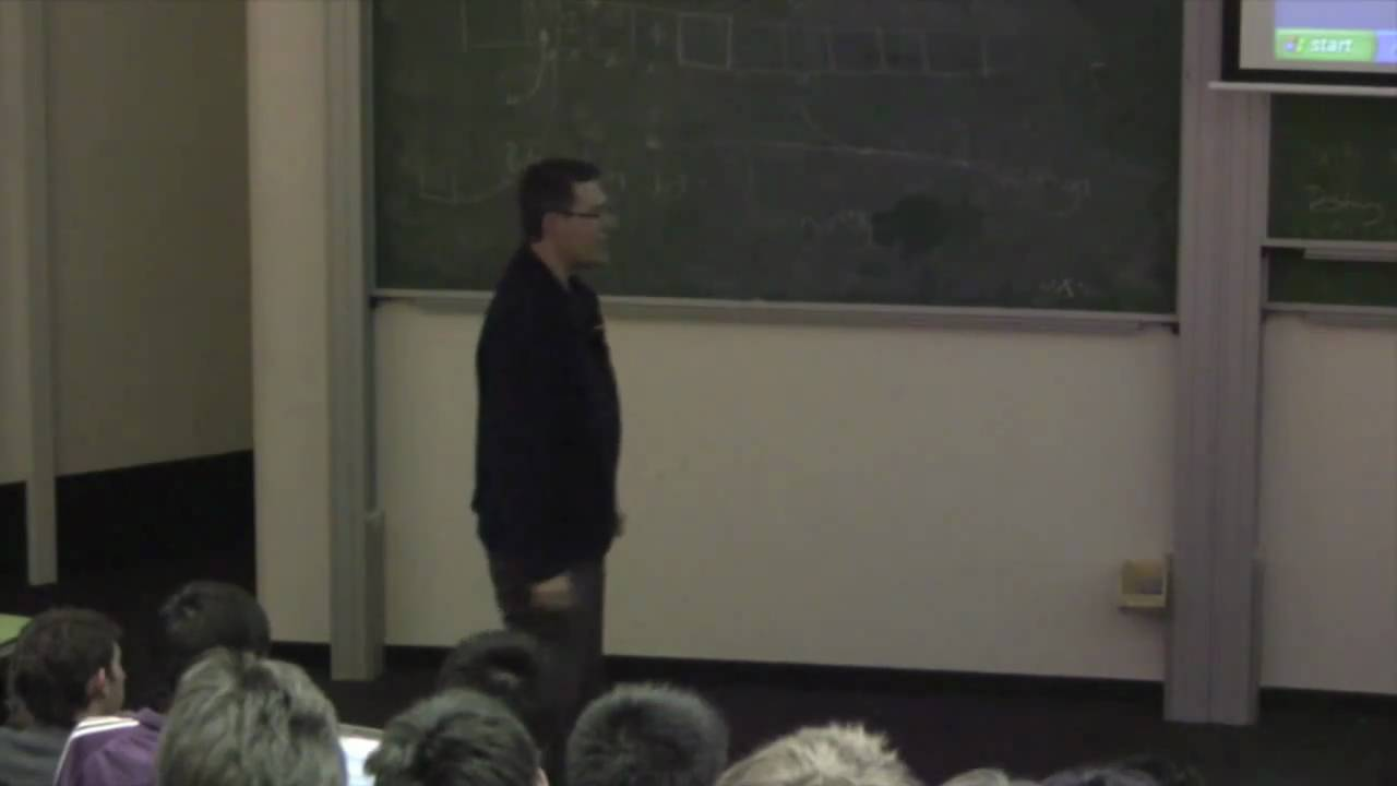 Lecture 24: Task 2 - Richard Buckland UNSW