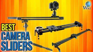 10 Best Camera Sliders 2017