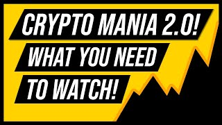 Are We About To See Cryptomania 2.0? 🐂