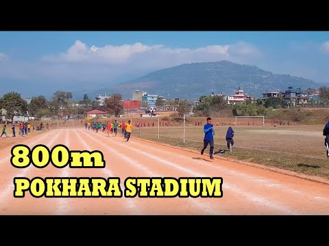 800m Race Secondary Students | Global Collegiate School