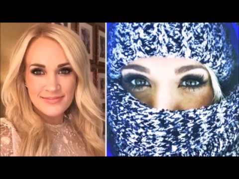 Carrie Underwood Pregnant and Alone Latest Hollywood Gossip Divorce and More Stars