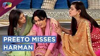Preeto Cries For Harman