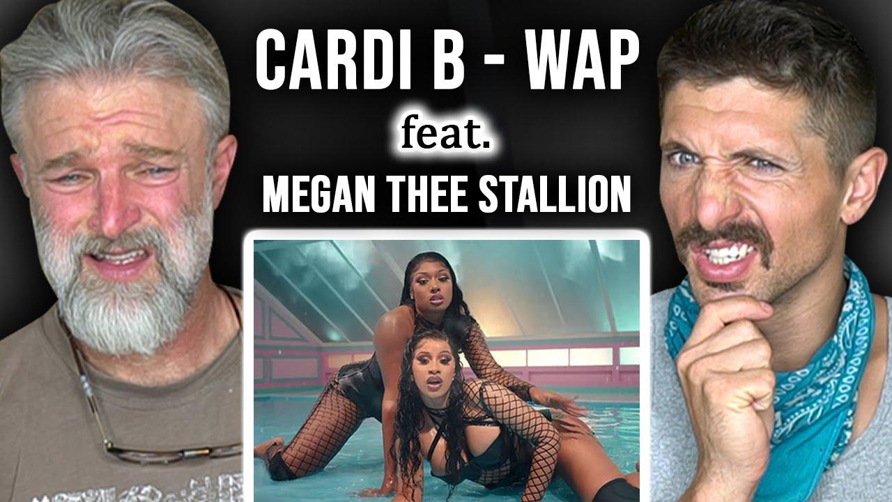 Montana Guys React To Cardi B - WAP feat. Megan Thee Stallion