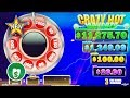 ⭐️ New - Crazy Hot Jackpots slot machine, bonus