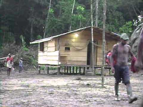 Gold mining Guyana