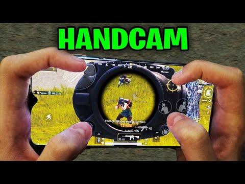 Redmi Note 8 Pro PUBG Mobile   HANDCAM 4 Finger + Full Gyro! #59