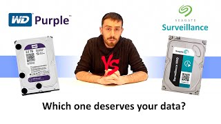 WD Purple VS Seagate Surveillance - with SPANTV