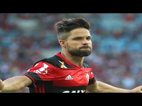 Flamengo 2 x 0 Santos - Narração: Luiz Penido, Rádio Globo RJ 27/11/2016