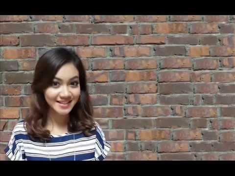 Daiyan Trisha   Jatuh LYRIC VIDEO