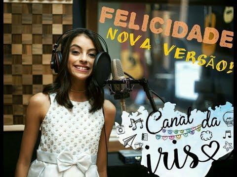 Iris Pereira - Felicidade (cover)