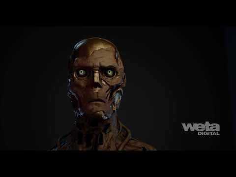 Mortal Engines VFX | Breakdown - Shrike | Weta Digital