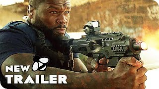 Den Of Thieves Trailer 2 (2018) 50 Cent, Gerard Butler Action Movie thumbnail