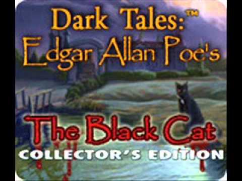 Dark Tales Edgar Allan  Poe's The Black Cat Piano theme 2