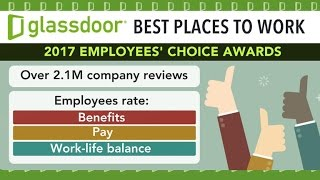 What are the best companies to work for?
