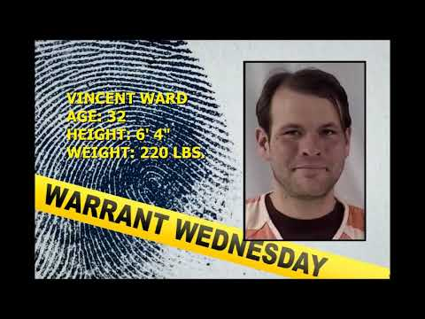 Warrant Wednesday   Man Wanted in Laramie County for Forgery