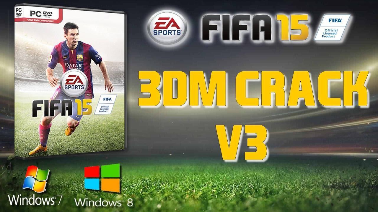 fifa 15 3dm crack