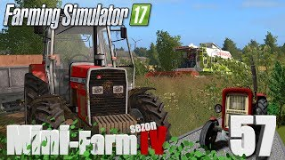 "Farming Simulator 17 Mini-Farm #57 - ""Żniwa u sąsiada"""