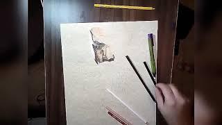 Speed draw Black Panther |Chadwick Boseman
