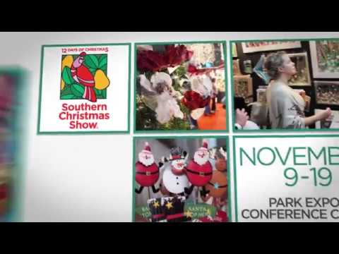2017 southern christmas show charlotte