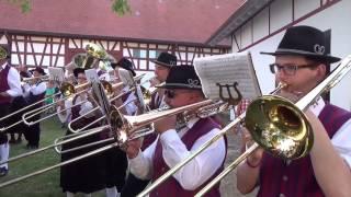 Musikfest Blitzenreute - Slavonicka Polka