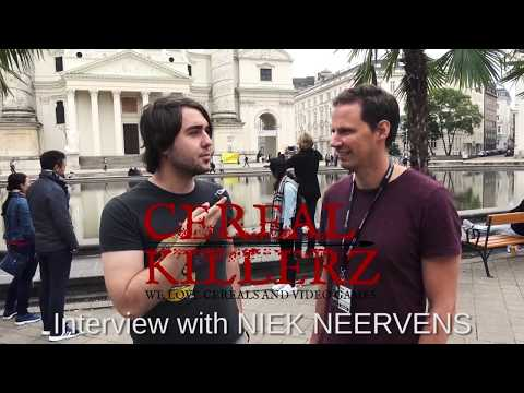 Interview with Senior Animator Niek Neervens from Guerilla Games at Pixel Vienna 12