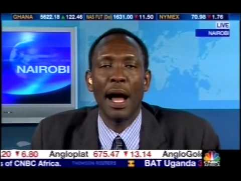CNBC Africa interviews the Kenya Credit Information Sharing Initiative (KCISI) Project Manager