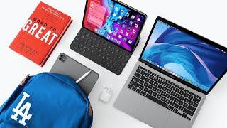 MacBook Air 2020 vs iPad Pro - Student Perspective.