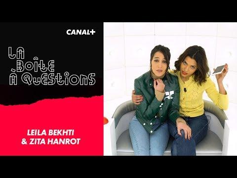 La Boîte à Questions de Leila Bekhti et Zita Hanrot  – 21/03/2018