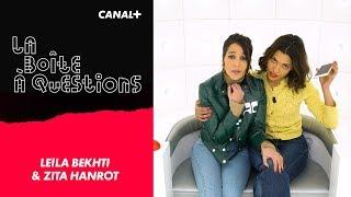 La Boîte à Questions de Leila Bekhti et Zita Hanrot  – 21/03/2018 streaming