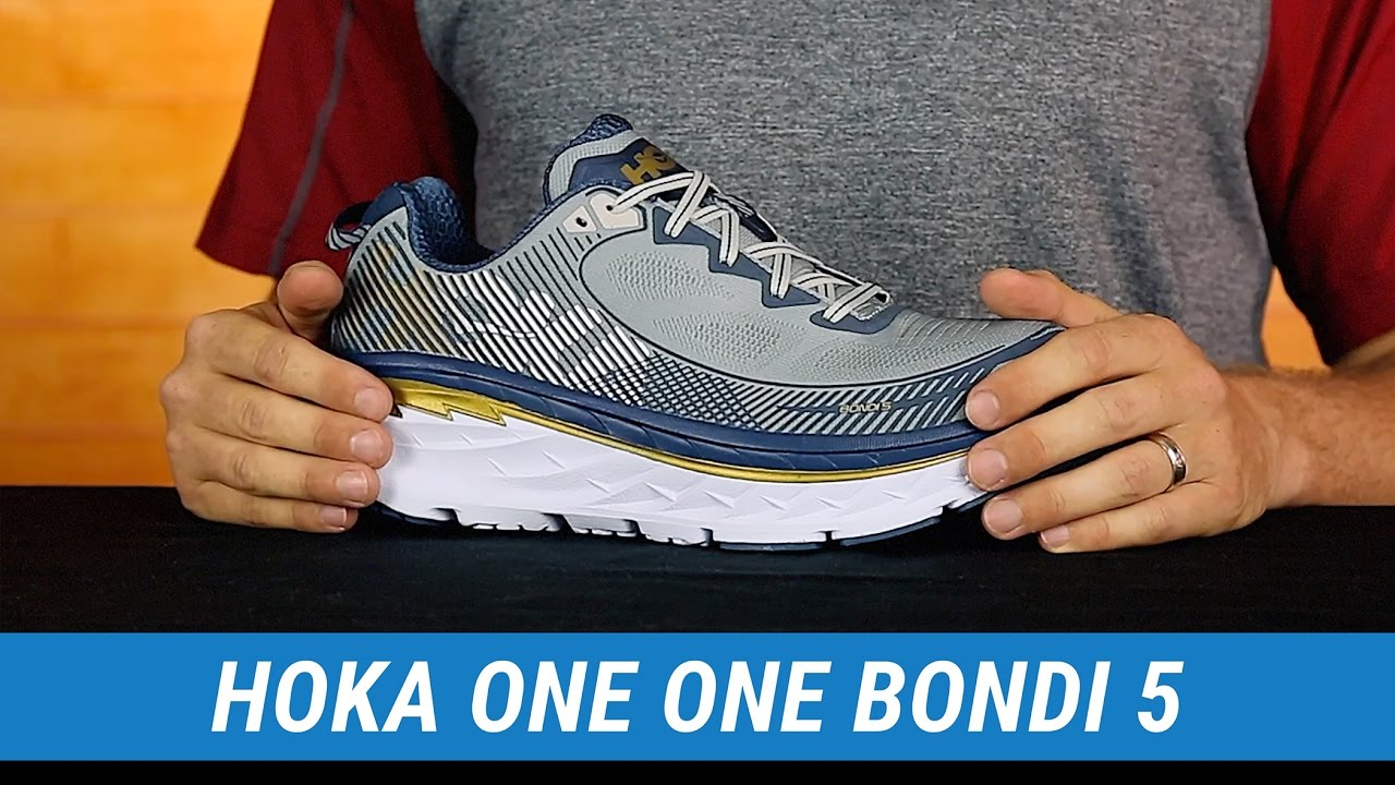 sports shoes 0500f d680e Hoka One One Bondi 5 | Men's Fit Expert Review