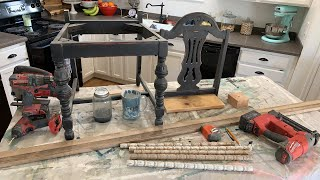 🔴 Making Decor From Salvage