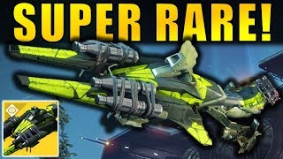 Destiny 2: SUPER RARE Exotic Nightfall Sparrow! | March Update Nightfall Guide