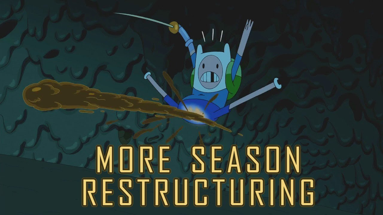 Adventure Time Now Has an