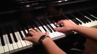"UPDATED Piano Tutorial - Michael Buble: ""All I Want For Christmas Is You"" [HD]"