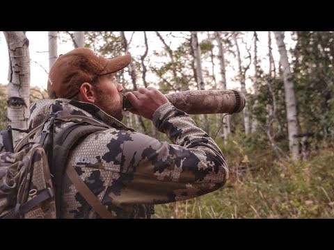 Colorado Elk Hunt During The Rut With Muzzleloader